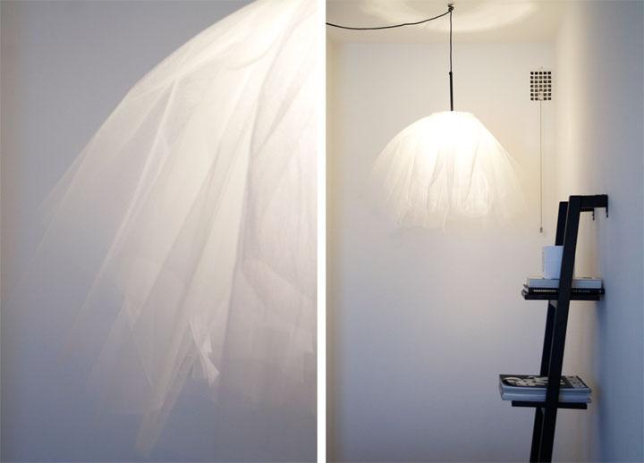 Liv lamp by Jonas Bohlin.