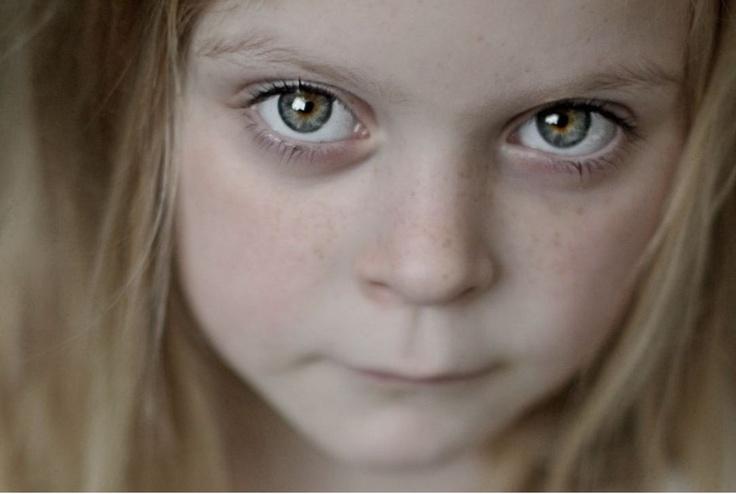 Big Innocent Eyes&excl