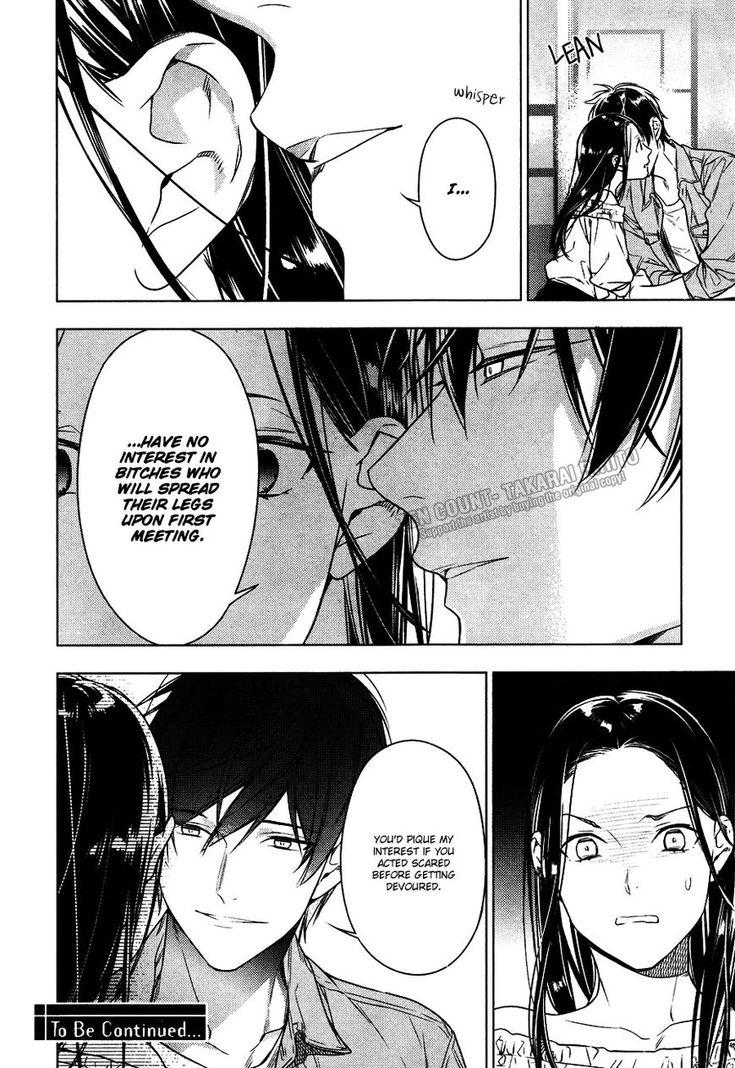 Read Manga Ten Count Ten Count - 035 Online In High -3461