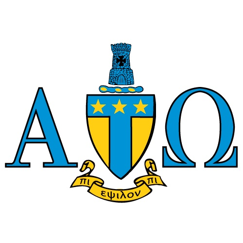 Alpha Tau Omega, Fraternity, Crest, T-Shirt *All designs can be customized for your organization or chapter's needs!