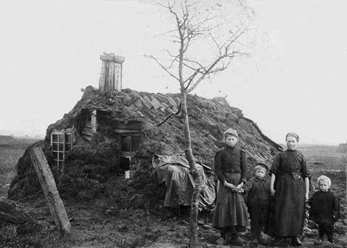 Drenthe, The Netherlands 1883