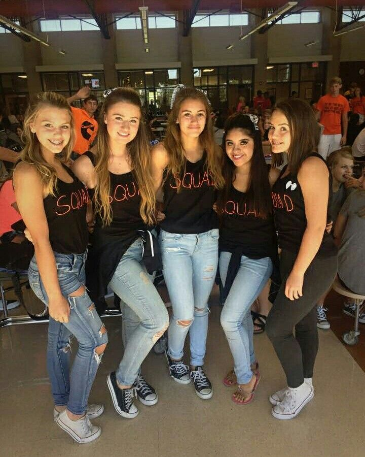 incredible high school twin day outfits