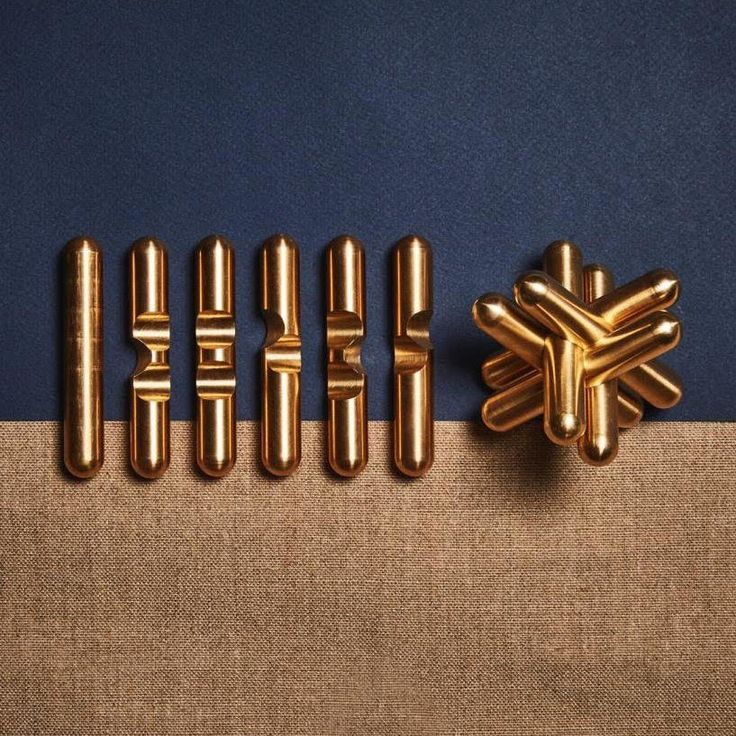 Brass Jack Puzzle by Craighill.