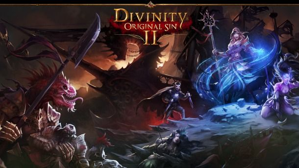 Larian Studios Sets Release Date For Upcoming RPG - Divinity: Original Sin 2 - PC