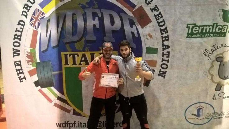 Giuseppe Izzo campione alla Gara Internazionale WDFPF di Biella, della All Fit a cura di Redazione - http://www.vivicasagiove.it/notizie/giuseppe-izzo-campione-alla-gara-internazionale-wdfpf-di-biella-della-all-fit/