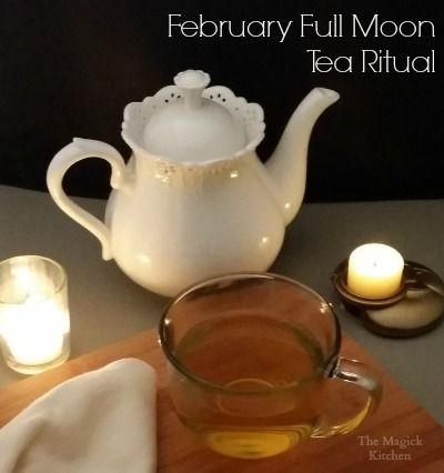 FEBRURAY Full Moon Ritual- Sometimes called the Hunger Moon, the Ice Moon, and Snow Moon… among other names.