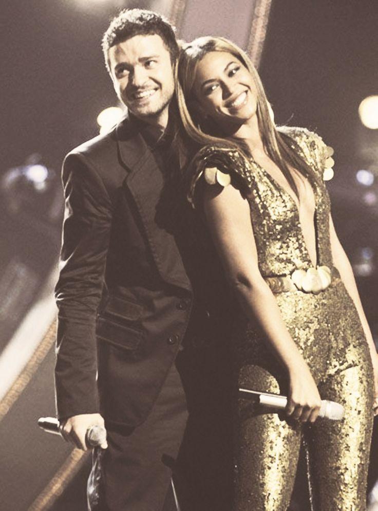 JT & Beyonce