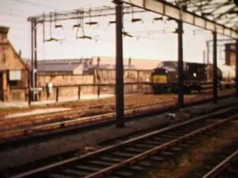 British Railways Diesel & Electric 1960's Bletchley to Birmingham