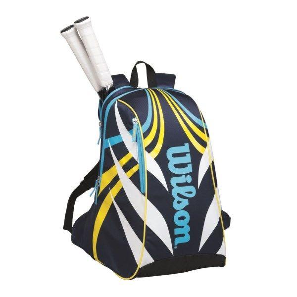 Wilson Topspin Tennis Backpack Bag Like and Repin. Thx Noelito Flow. http://www.instagram.com/noelitoflow