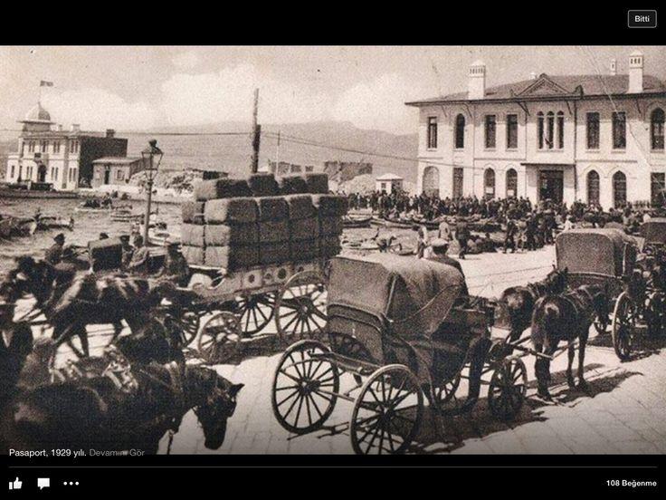 PASAPORT 1929