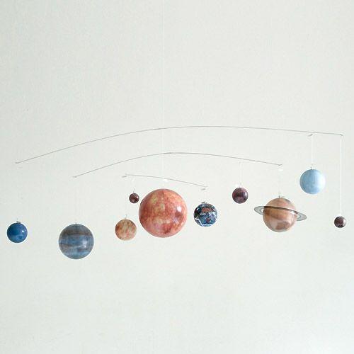 太陽系モビール/Solar System Mobile