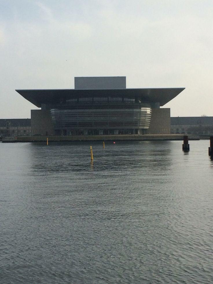 The opera house, Copehagen
