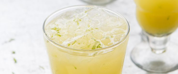 Curtis Stone | Pineapple-Lime Margaritas