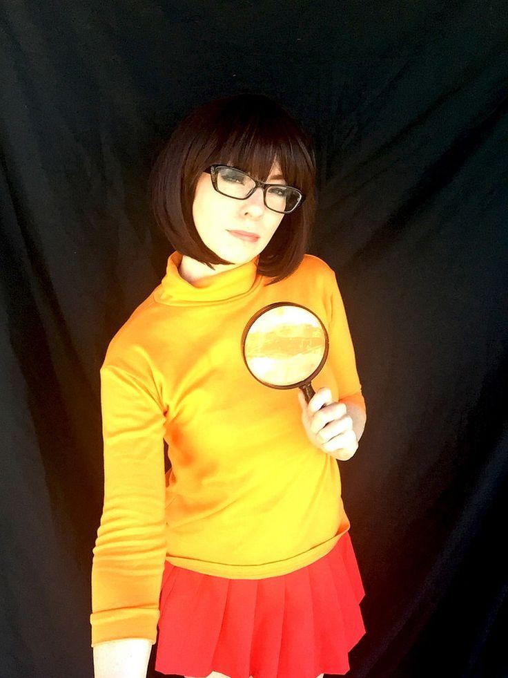 239 best my cosplays costumes designs sfx makeup - Vera scooby doo ...
