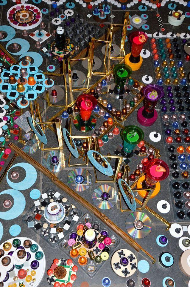 Beautiful Loose Parts Art Art Center Preschool