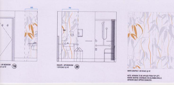 Design brief - Mater Hospital, QLD.