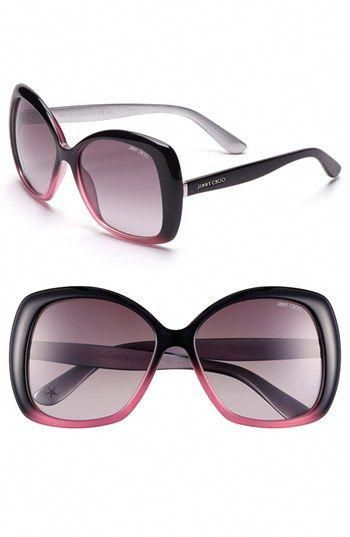 63a8e1baf3f Jimmy Choo  Marty  57mm Sunglasses available at  Nordstrom  JimmyChoo