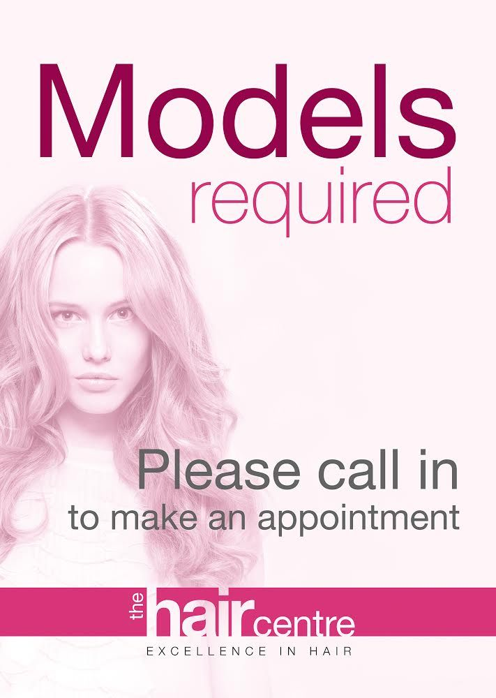 Models required!  Please call us on 01983 562218