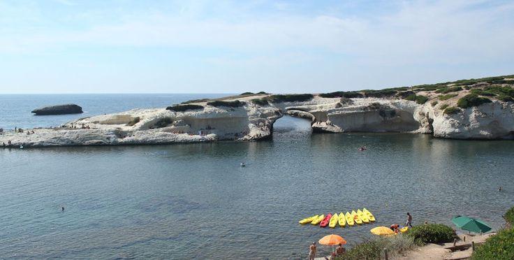 S'archittu Sardegna Oristano spiaggia mare #postisplendidi #slowtelling #consigli