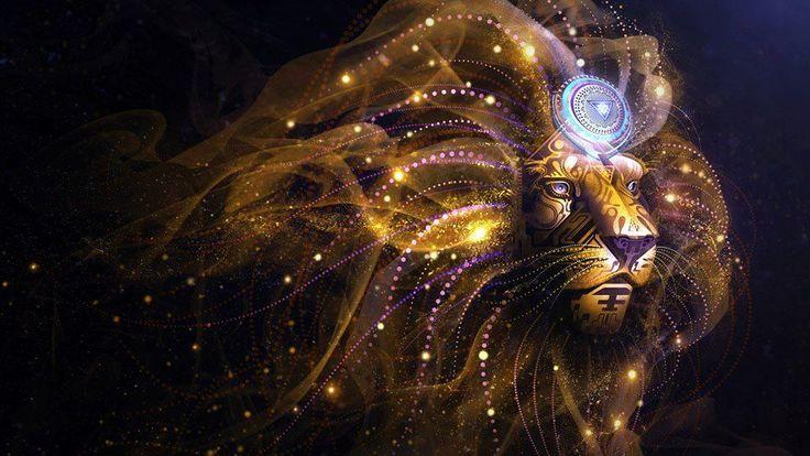 Cosmic Fantasy Fractal Blacklight: Too Cool For School