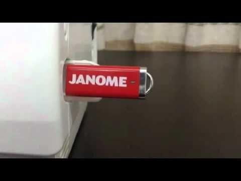 BORDADORA JANOME MC350E ★★ CASA RIZO