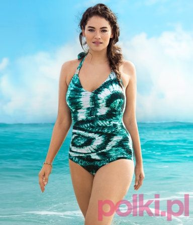 Kostiumy kąpielowe plus size - H&M lato 2013