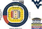 2 Tickets Texas Longhorns @ West Virginia Mountaineers BASKETBALL 2/20