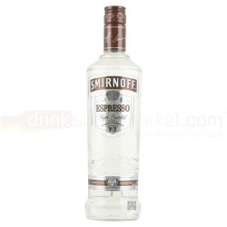 A new flavour from Smirnoff combining their famous No.21 vodka with the tantalising, rich taste of fresh Espresso. These distinct and complex flavours will create original cocktail experiences proving that Smirnoff ingenuity knows no boundaries. Buy it now from DrinkSupermarket.com for £19.00
