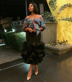 Every African women like to be seen in the latest Ankara styles, we've got all the trending Ankara designs. Its almost the end of the year and what comes with…