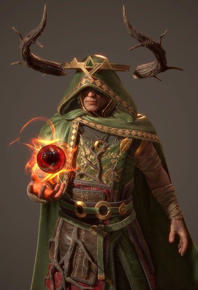 Dragon cultist