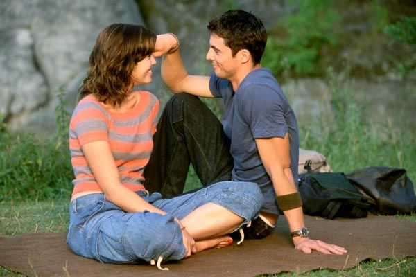 Love Mandy's layers in Chasing Liberty