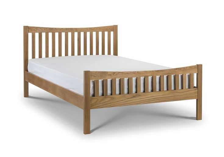 Bonsoni Brussels Oak 4Ft 6 Double Bed Frame  A sprung slatted base ensure extra comfort and enhanced mattress life.  https://www.bonsoni.com/brussels-oak-4ft-6-double-bed-frame