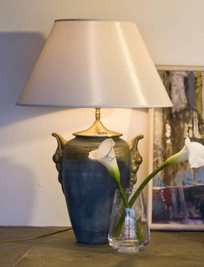 Patina | Bordlampe irret grøn | Nr. a05-e1-33-0 | DPH Trading