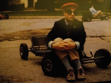 Rushmore (1998). By Wes Anderson, with Jason Schwartzman, Bill Murray and Olivia Williams. -- One of the best comedies I've recently seen. The music is fantastic.