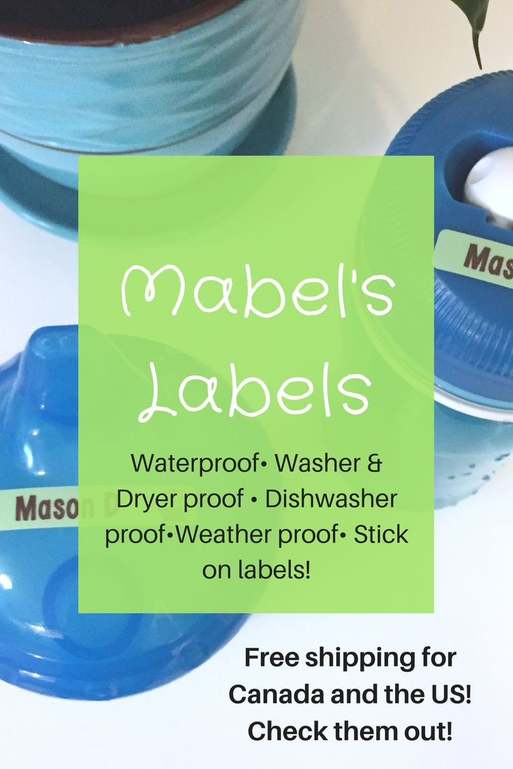 The Best Labels for Labeling Everything Your Kids Own, with FREE shipping! | Safety Bracelets| Stick On Labels| Mabel's Labels| Preschool Labels | Camp Labels| School Labels | Household Labels Affiliate link- thanks for your support!:)