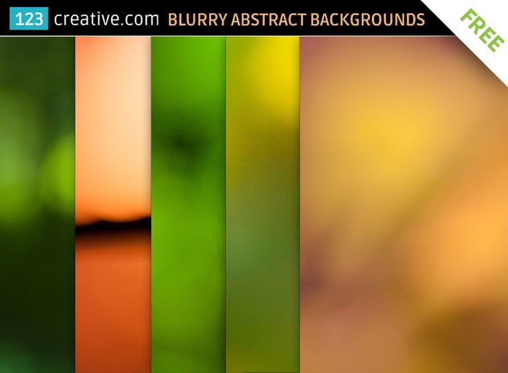 ► FREE ABSTRACT BLURRY BACKGROUNDS - the texture pack contains 11 various blurred background textures and green bokeh backgrounds for graphic design, printing. All textures are high resolution ready for your next graphic project. DOWNLOAD AND ENJOY: http://www.123creative.com/hi-res-texture-packs-graphic-backgrounds-nature-textures/673-free-abstract-blurry-backrounds.html #FreeAbstractBackgrounds
