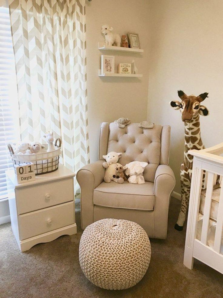 21+ Baby Girl Nursery Ideen, die so verträumt sin…