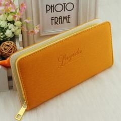 [ 40% OFF ] Pu Leather Women Wallets Fashion Long Wallet  Coin Purse Multifunctional Clutch Mobile Bags Card & Id Holders