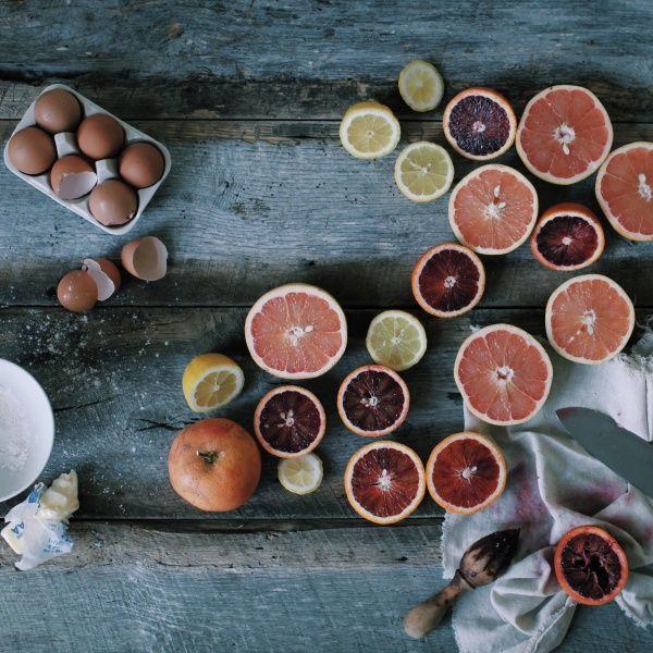 Winter citrus.