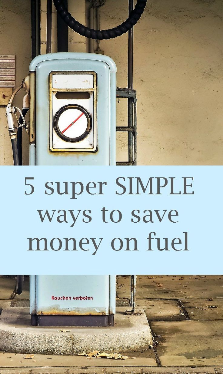 How to save money on fuel  5 super simple was to save money on petrol and cut car costs. Simple money saving tips that can make big difference to your budgting
