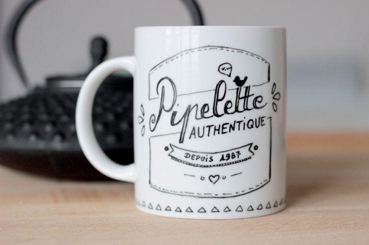 Tasse porcelaine personnalis e mug diy love peinture sur for Lavabo porcelaine ou ceramique