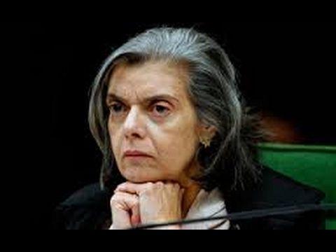 URGENTE ( MINISTRA CARMEM LUCIA ) PODE SER A PRÓXIMA VITIMA DA QUEIMA DE...