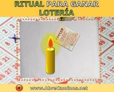 ritual ganar lotería hoy