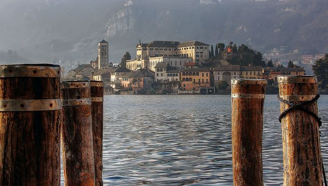 INVERNO SUL LAGO D'ORTA... | Flickr - Photo Sharing!