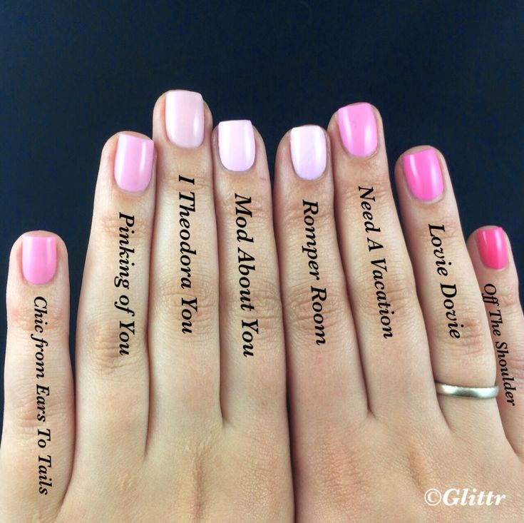 Image Result For Opi Mod About You Vs With Images Opi Gel Nails Opi Nail Polish Colors