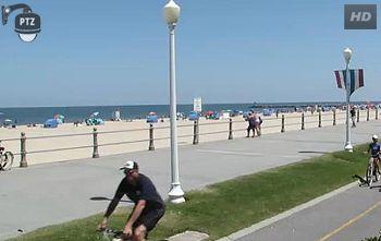 Virginia Beach Boardwalk Webcam
