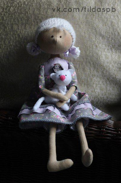 Кукла Тильда (СПб)/ Купить игрушку ручной работы's photos | 190 photos | VK