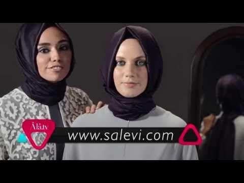 Blog - Hülya Aslan'ın İpuçlarıyla Klasik ve Kolay Şal Bağlama - Salevi.com