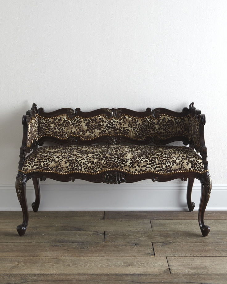 Meerkat Bench By Massoud Furniture. I Love This Bench. I Ordered It For A