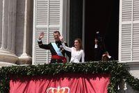 Intronisation de Felipe VI, nouveau roi d'Espagne - L'Express